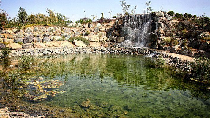 مناطق دیدنی مشهد باغ گیاه شناسی مشهد