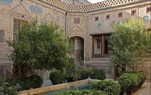 خانه ملک مشهد , مناطق دیدنی مشهد