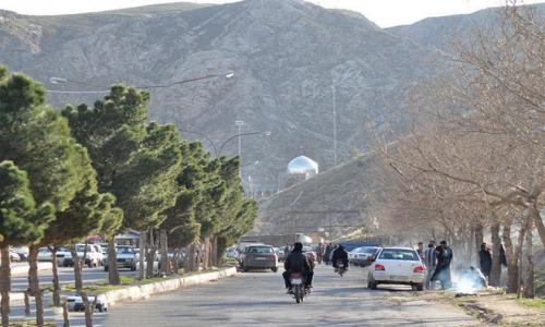 خواجه مراد مشهد , مناطق دیدنی مشهد
