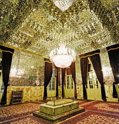 شیخ بهایی مشهد , مناطق دیدنی مشهد