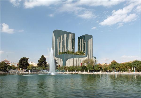 مجتمع مهر ایرانیان مشهد , معماری های مدرن مشهد