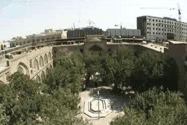 مدرسه عباسقلی خان مشهد , مناطق دیدنی مشهد