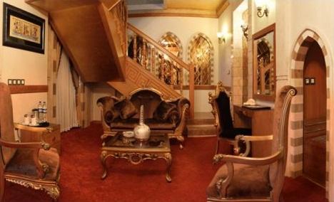 هتل درویشی , معماری های مدرن مشهد