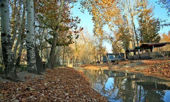 پارک جنگلی وکیل آباد مشهد , مناطق دیدنی مشهد