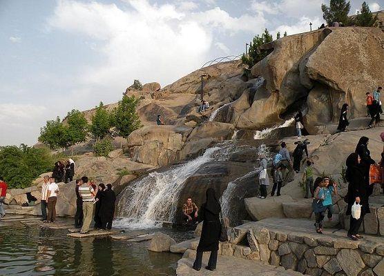 پارک کوهسنگی مشهد , مناطق دیدنی مشهد