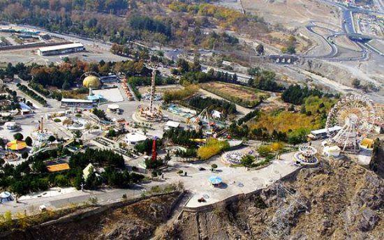 کوهستان پارک , معماری های مدرن مشهد