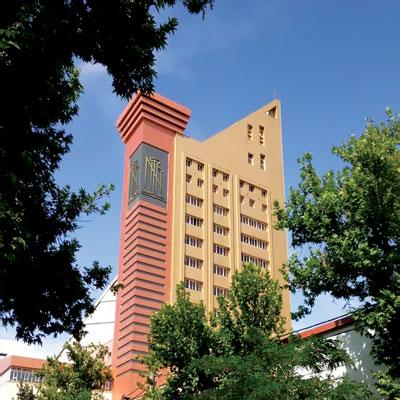 برج سلمان , معماری های مدرن مشهد