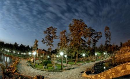 باغ گياهشناسي زائر رضوان - رزرو هتل در مشهد - صفحه نخست