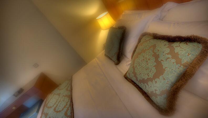 اتاق سه تخته 1 - هتل درویشی