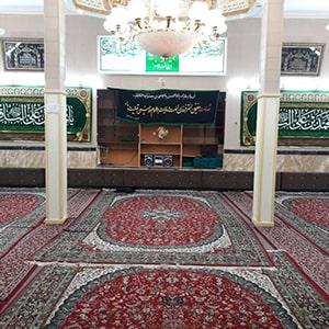 حسینیه حضرت خدیجه min - حسینیه های مشهد