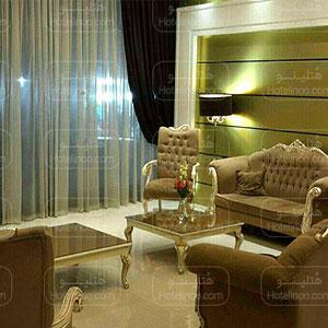ه - هتل آپارتمان های مشهد