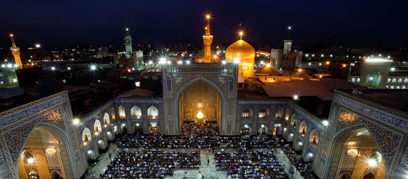 03 - رزرو هتل در مشهد - صفحه نخست