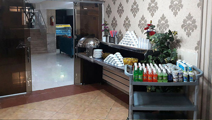 11 - هتل آپارتمان مهریز