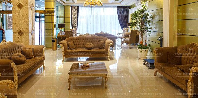 2shabahang hotelinoo - هتل آپارتمان شباهنگ
