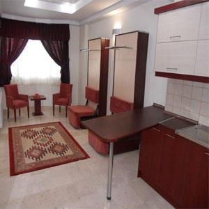 ج - هتل آپارتمان های مشهد