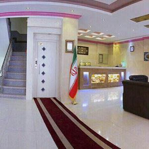 ص - مهمانپذیرهای مشهد