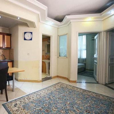 هتل آپارتمان خوشبین min - هتل آپارتمان های مشهد