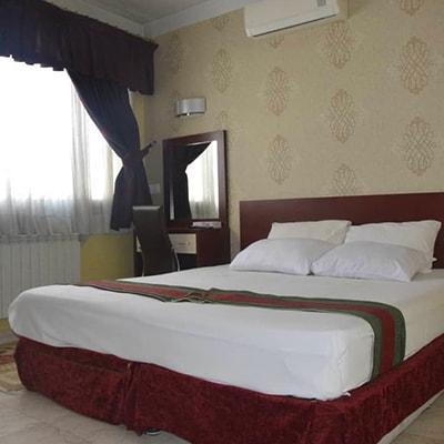 هتل آپارتمان هامون min - زائرسراهای مشهد