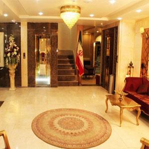 چ - هتل آپارتمان های مشهد