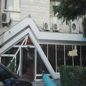21 1 - هتل آپارتمان های مشهد