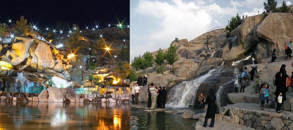 Mashhad Autumn Park mi 1030x456 - جاذبه های گردشگری مشهد