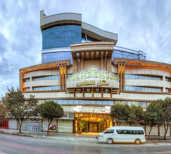 hotel almas1 mashhad min - هتل های نزدیک حرم در مشهد را بهتر بشناسید