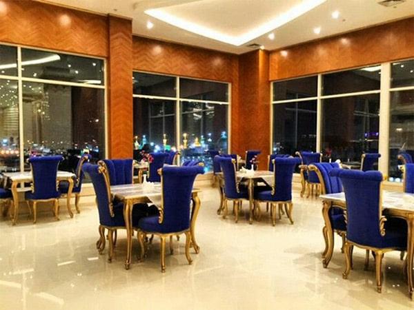 hotel boshra mashhad min - هتل های نزدیک حرم در مشهد را بهتر بشناسید