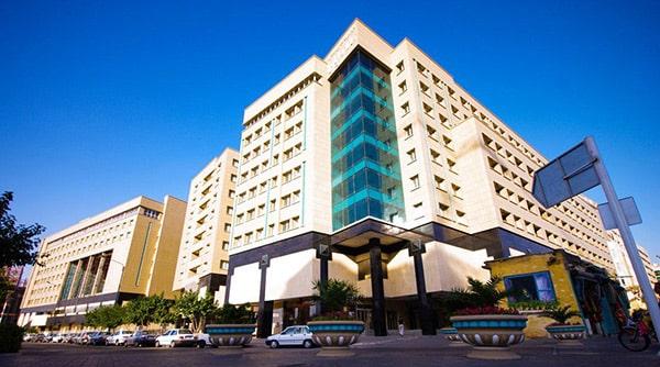 hotel hayat shargh mashhad min - هتل های نزدیک حرم در مشهد را بهتر بشناسید