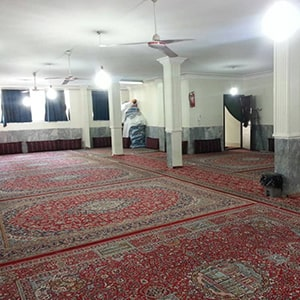 حسینیه سویزیها mi - حسینیه مشهد