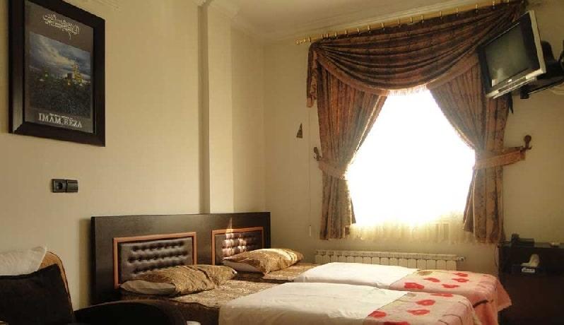 هتل آپارتمان پریناز مشهد3 min - قیمت هتل های مشهد آذر ماه 98