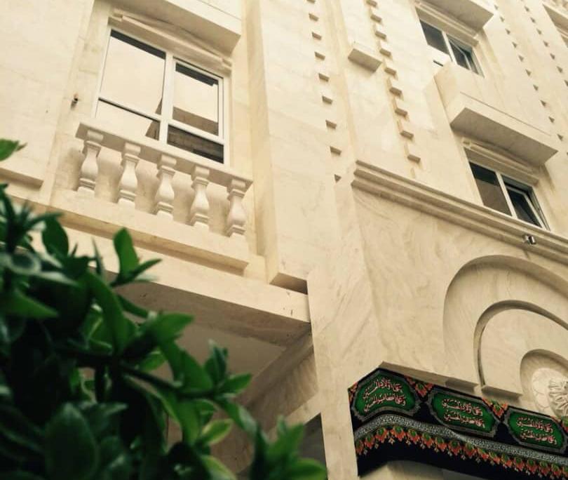 پارادایس3 min 810x684 - هتل آپارتمان پارادایس