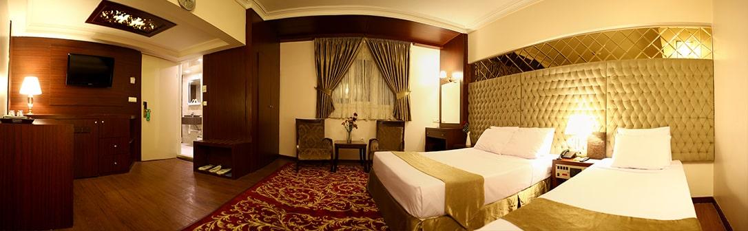 تری2 min - هتل مشهد