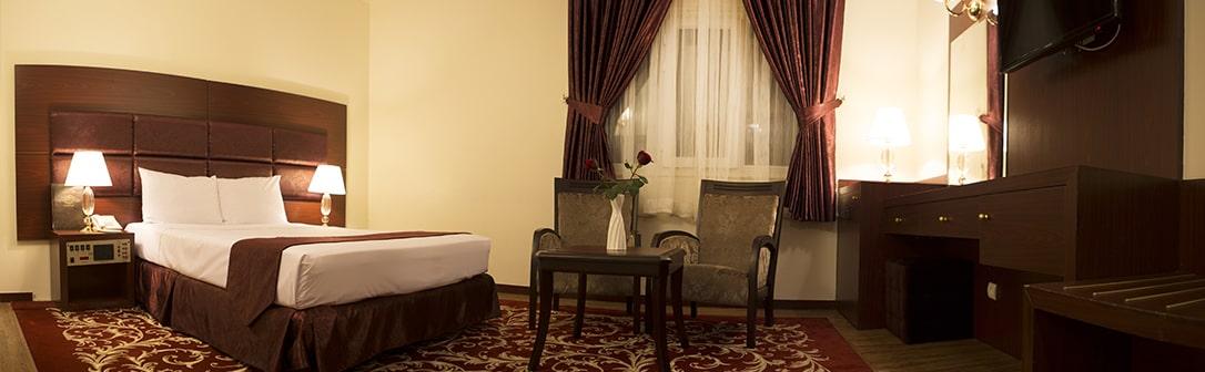 دبل 1 min - هتل مشهد
