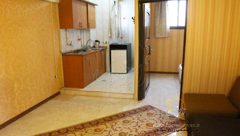 هتل آپارتمان آذر مشهد 3 min - هتل آپارتمان آذر