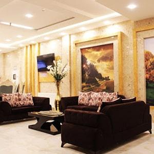 هتل آپارتمان بهزاد 300 min - مهمانپذیرهای مشهد