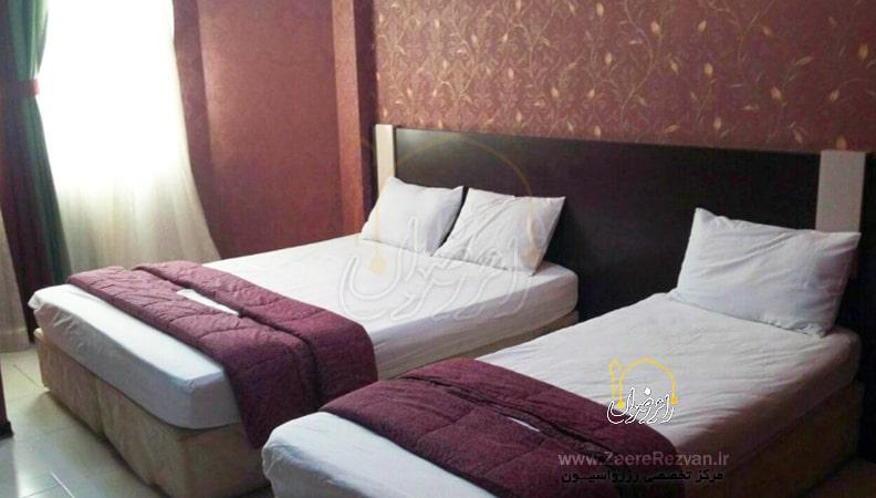 هتل آپارتمان رنگین کمان مشهد 1 min - هتل آپارتمان رنگین کمان