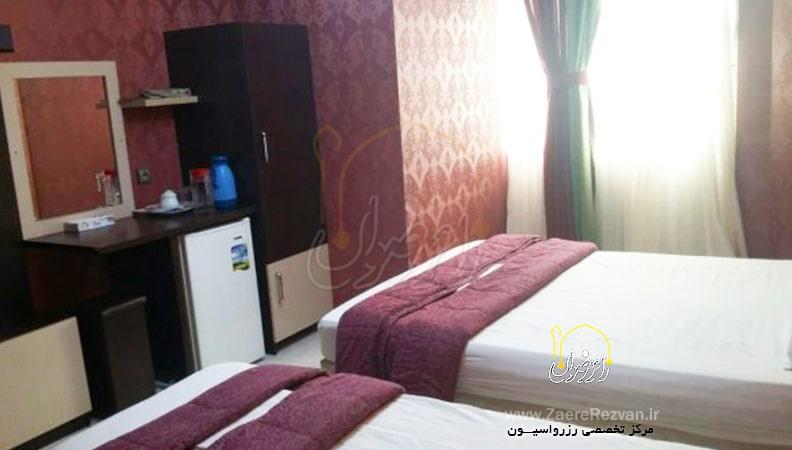 هتل آپارتمان رنگین کمان مشهد 2 min - هتل آپارتمان رنگین کمان