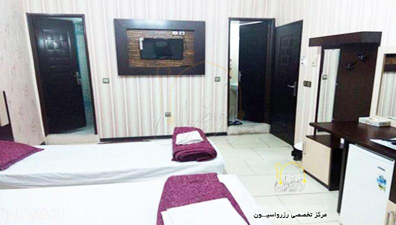 هتل آپارتمان رنگین کمان مشهد 3 min - هتل آپارتمان رنگین کمان