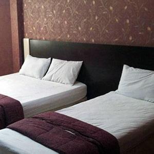 هتل آپارتمان رنگین کمان min - مهمانپذیرهای مشهد