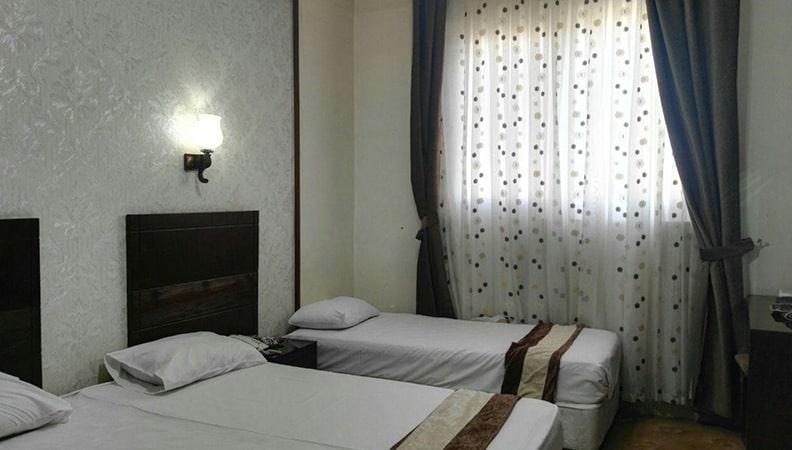 هتل آپارتمان زیارت 1 min - هتل زیارت