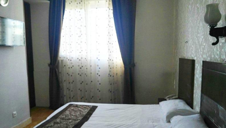 هتل آپارتمان زیارت 2 min - هتل زیارت