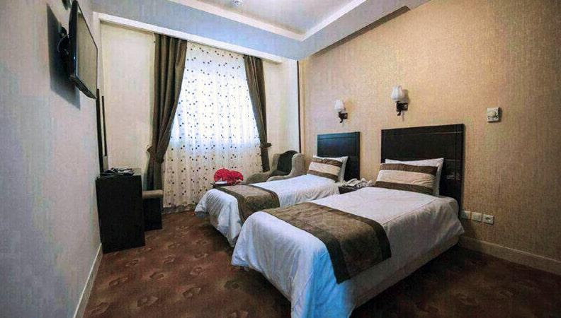 هتل آپارتمان زیارت min - هتل زیارت