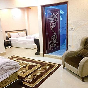 هتل آپارتمان شهدا min - مهمانپذیرهای مشهد