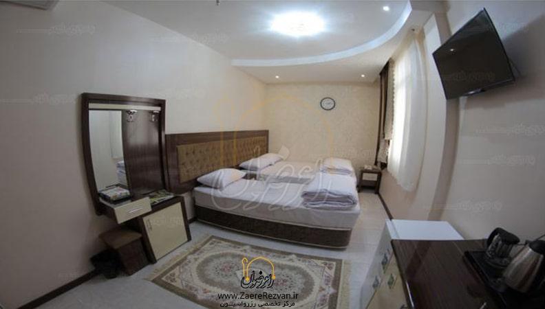هتل آپارتمان هرمس مشهد1 min - هتل هرمس