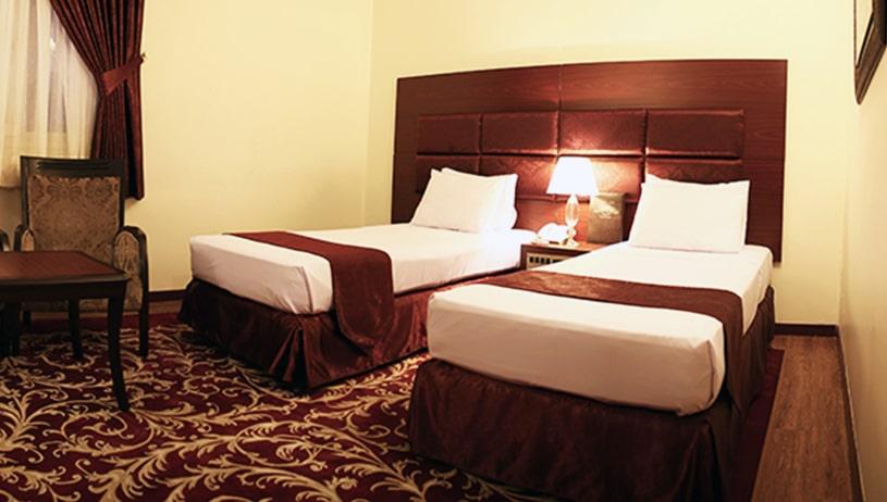 هتل مشهد min - هتل مشهد