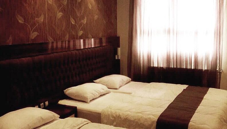 پارادایس min1 - قیمت هتل های مشهد برای اواخر آبان ماه 98