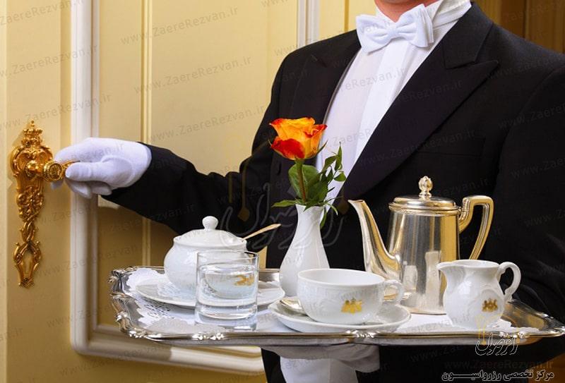 خدمات هتل min - انواع سرویس و خدمات هتل ها