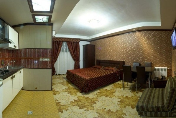 Mashhad Ravagh Hotel min - قیمت هتل های مشهد در ولادت پیامبر (ص) و امام جعفر صادق (ع)