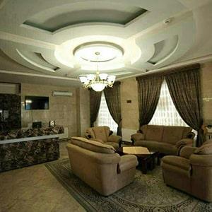 هتل آپارتمان نور 9 300 min - هتل آپارتمان های مشهد