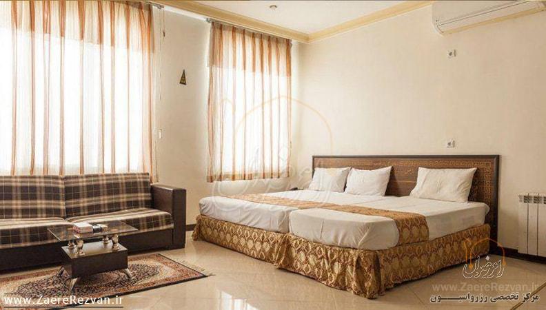 هتل آپارتمان ایوان min - هتل آپارتمان ایوان مشهد